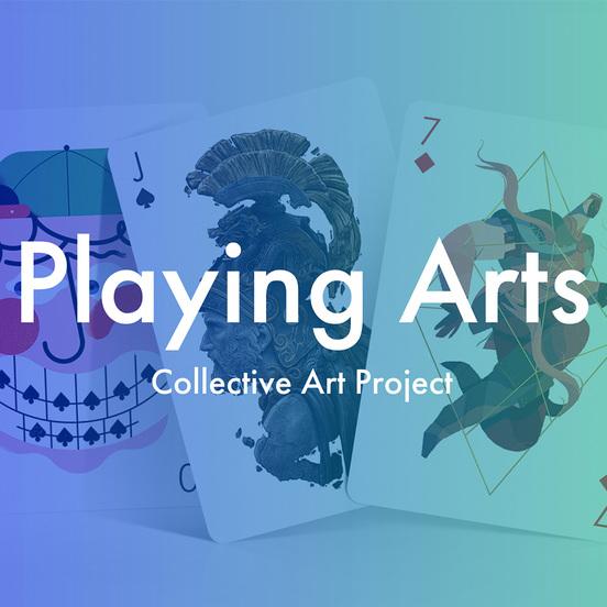 Playing Arts: diseño colectivo de barajas de cartas