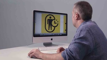 Diseño de pictogramas. A Design&Illustration course by Romualdo  Faura