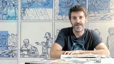 El cómic es otra historia. Un curso de Ilustración de Paco Roca