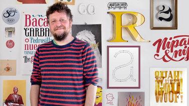 Diseño de una Tipografía digital de la A a la Z. Un curso de Caligrafía y Tipografía de Juanjo López