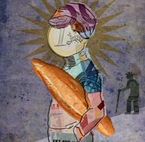 El País. A Illustration project by Rafael  Ricoy Olariaga - 06.18.2009