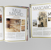 Fashion Luxe Magazine. A Design project by Jose  Palomero - 18-06-2009