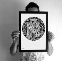 """""""Ñ"""" capital. Un proyecto de Diseño e Ilustración de Joel Lozano - Miércoles, 15 de julio de 2009 16:18:41 +0200"""