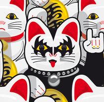 Göoo / It's only Rock'roll. Un proyecto de Diseño e Ilustración de Joel Lozano - Miércoles, 15 de julio de 2009 16:47:28 +0200