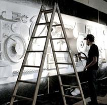 Chatarrofono Red Bull. Un proyecto de Diseño e Ilustración de Joel Lozano - Miércoles, 15 de julio de 2009 18:13:07 +0200