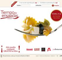 Tiempo de ensalada. Un proyecto de  de José Antonio  García Montes - Miércoles, 23 de septiembre de 2009 12:47:29 +0200