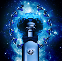 Diamond Vodka. A Design, Illustration, and Advertising project by Emilio  Fos Segovia - Aug 30 2009 07:30 PM