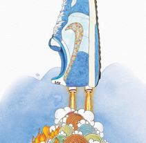 NIKE- Old Ad Age. Un proyecto de Diseño, Ilustración y Publicidad de mauro hernández álvarez - Martes, 11 de agosto de 2009 09:34:29 +0200