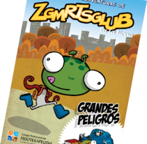 Aventuras y desventuras de Zgmrtsglub. A Design, Illustration, and Advertising project by Miguel Martínez-Vilanova - 11.03.2009