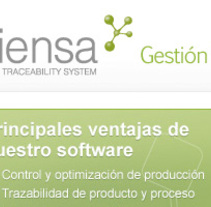 Piensa en trazabilidad. A Software Development project by Tomas Roggero - 18-09-2009