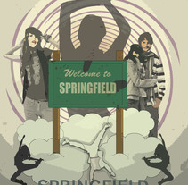 welcome to springfield. A  project by Sergio Sánchez Campo - Sep 22 2009 06:21 PM