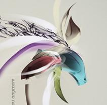 The Fish, The Bee and The Dancer. Un proyecto de Ilustración de Ricardo Cortez - Martes, 29 de septiembre de 2009 23:44:41 +0200
