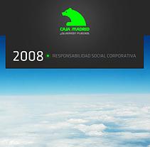 RSC . 08  Cajamadrid. Un proyecto de Diseño de José María Herrera Pérez         - 07.10.2009
