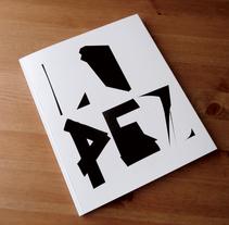 Portada. Un proyecto de Diseño e Ilustración de Sergio Jiménez - 10-11-2009