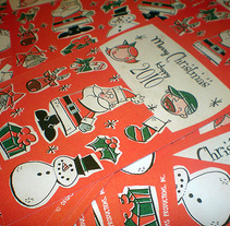 crismas 2009. A Illustration project by Olivier Fritsch - Dec 17 2009 11:53 AM