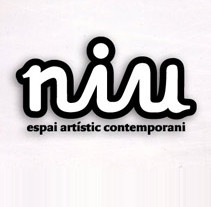 NIU BCN ( espai artístic contemporani ). A Design, Illustration, and Advertising project by Homi bcn - 28-12-2009