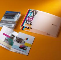 Servigraf. Un proyecto de Diseño de Marilu Rodriguez Vita - Lunes, 11 de enero de 2010 16:32:40 +0100