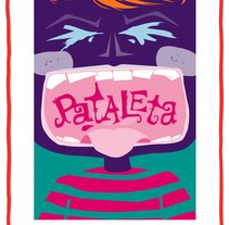 Funny Words - Pataleta. A Design&Illustration project by Mariano de la Torre Mateo         - 22.01.2010