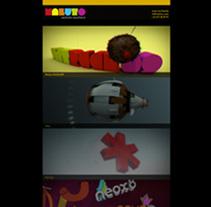 Maluto. Un proyecto de Diseño, Motion Graphics y Desarrollo de software de Miguel Ángel Dávila Carrasco - Sábado, 23 de enero de 2010 16:21:35 +0100