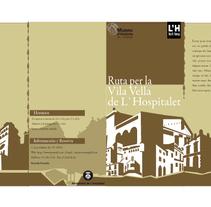 Ruta Hospitalet. Um projeto de Design e Ilustração de Jeronimo  Dal Pont - 02-02-2010