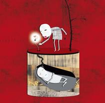 Homúnculos. Un proyecto de Ilustración de Raul Ruiz Martinez - Miércoles, 03 de febrero de 2010 16:29:51 +0100