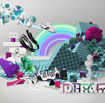 DREAMS. A Design, Illustration, and 3D project by Jorge  - 05-03-2010