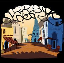 Cuentos. Un proyecto de Ilustración de Raul Casado Cantarellas         - 29.03.2010