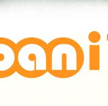 Pan y más, logo. Un proyecto de Diseño y Publicidad de nathalie figueroa savidan         - 14.01.2011