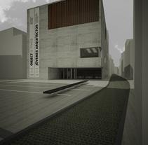 MuVAC. Un proyecto de Diseño, Instalaciones y 3D de Salvador Bru - 10-04-2010