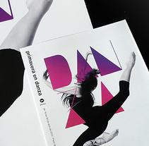 Primavera en Danza 10. Un proyecto de Diseño, Ilustración, Publicidad, Música, Audio y Fotografía de Gende Estudio - 13-04-2010