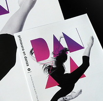 Primavera en Danza 10. A Design, Illustration, Advertising, Music, Audio, and Photograph project by Gende Estudio - Apr 13 2010 01:20 PM