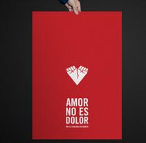 Amor no es dolor. Un proyecto de Diseño de Pablo Sánchez         - 27.04.2010