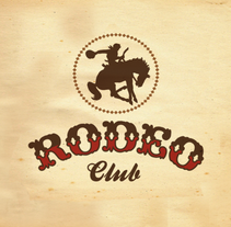 Rodeo Club. A  project by Dracula Studio         - 02.05.2010