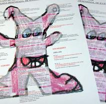 Programa de actividades. A Design project by Ivo Valadares - May 04 2010 11:17 PM