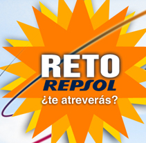 Repsol - Facebook. A Design project by Omar Benyakhlef Domínguez - 05.10.2010