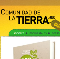 Comunidad de la tierra. A Software Development project by Marc Torres - Jun 04 2010 07:17 PM