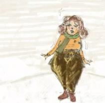 Temporada. A Illustration, Film, Video, TV, and UI / UX project by Victoria Ruiz Diaz         - 30.05.2010