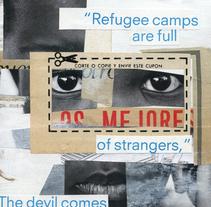refugee. Un proyecto de Ilustración de Mr. Zé  - Viernes, 04 de junio de 2010 17:11:03 +0200