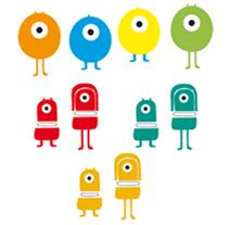 ilustración para niños. Un proyecto de Diseño, Ilustración, Publicidad y Fotografía de Eva Cruz - 07-06-2010