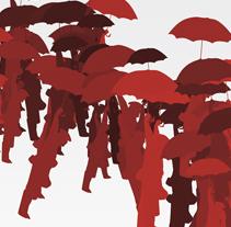 Cartel Fiestas La Blanca 2010 - Finalista. A Design project by Eloy Ortega Gatón - 15-06-2010