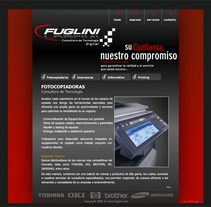 Website Consultora. A Design, Installations, and Software Development project by Adrian Gonzalez         - 18.06.2010
