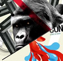 gorilla. Un proyecto de  de Jesús Fernández - 18.02.2013