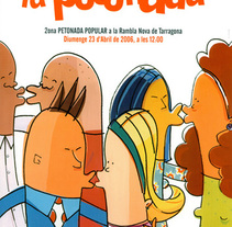 petonada. A Design, Illustration, and Advertising project by aluka         - 20.07.2010