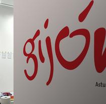 Gijón, Asturias con sal. Un proyecto de Diseño, Ilustración y Publicidad de ememinúscula Mercedes Díaz Villarías - 06-09-2010