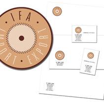 IFA - Identidad Gráfica. Un proyecto de Diseño de Jose Jurado - Martes, 17 de agosto de 2010 15:54:32 +0200