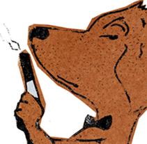 El curioso incidente del perro a media noche. Un proyecto de Ilustración de Blanca Sánchez-Escribano Vidrié         - 17.08.2010