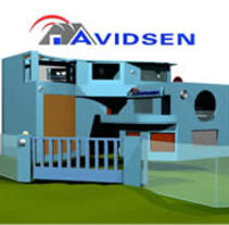 Avidsen. A Design, Motion Graphics, and Software Development project by olivier DAURAT         - 26.08.2011