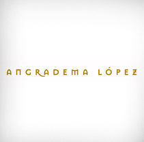 Angradema López. A Design, and Advertising project by Pablo Caravaca - 04-09-2010