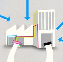 Infografía reprografía. A Design&Illustration project by Miguel Ángel Mateo Robles - 09.03.2010