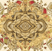 KALEIDOSCOPES. A Illustration, and Motion Graphics project by jaume osman granda - 09-09-2010